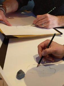 Atelier dessin et structure