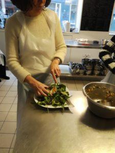 Photo de l'atelier cuisine