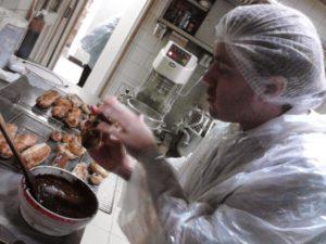 Activité boulangerie