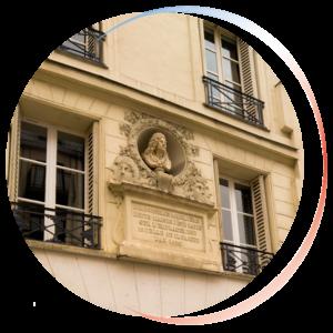 2019VG_Paris1 - Les Halles_Molière Buste_jum